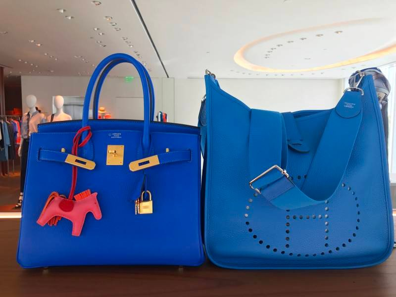 e832aa33384 Hermes New Colors   PurseBop