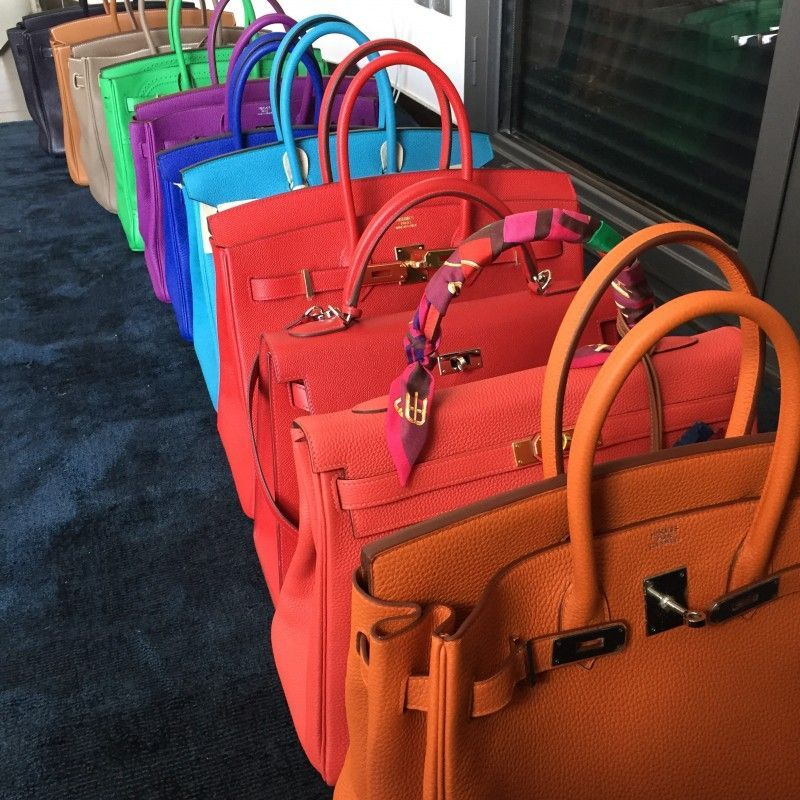 f869948034 HERMES favourite color for Birkin and Kelly bag | PurseBop