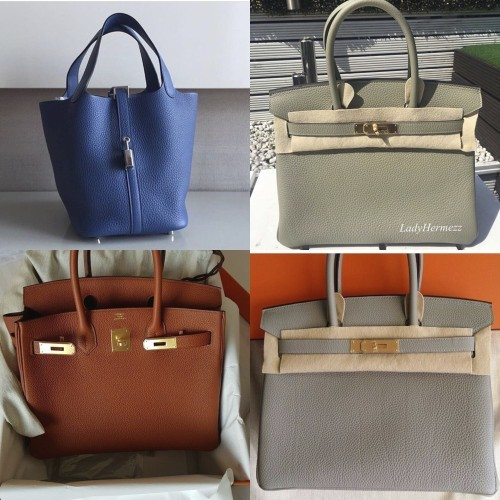 de28475cbb Hermes New Colors | PurseBop