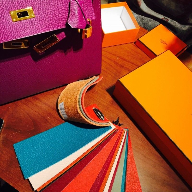Hermes New Colors For S S 2016 Pursebop