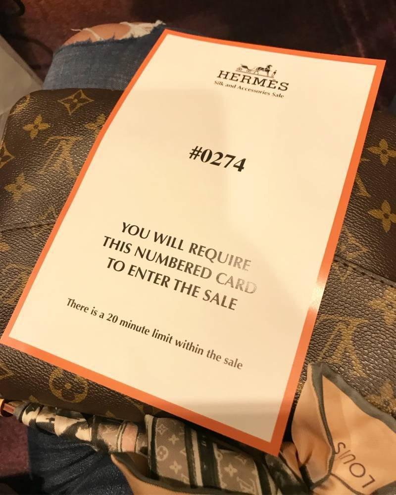 a5ec8954e5d0 Live Reports and Updates on Hermès Sales in Paris and the US. ~ Ask ...