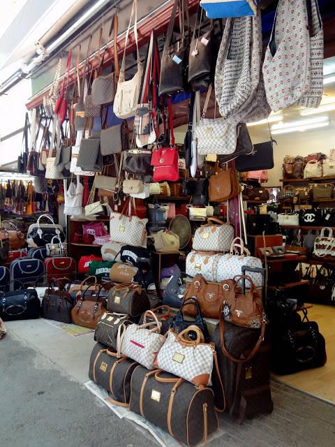 e709f8465 Hermes Chanel conterfeit bags fake handbags Istanbul Grand Bazaar Turkey