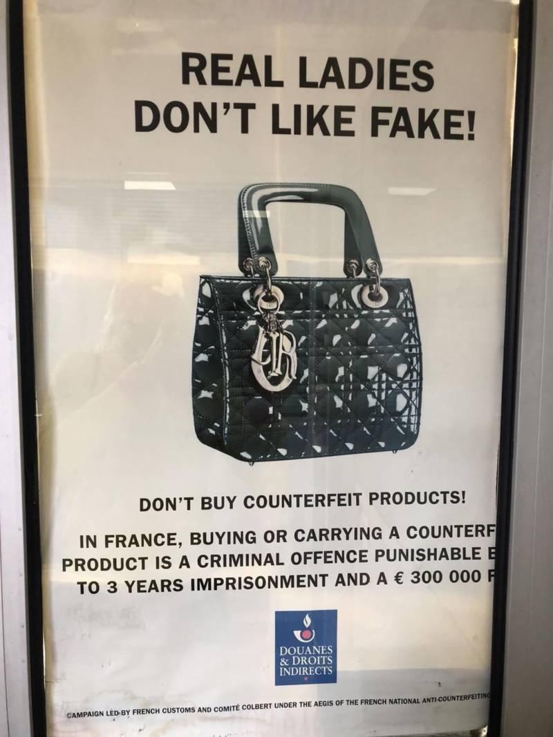 France Bans Fake Handbags | PurseBop