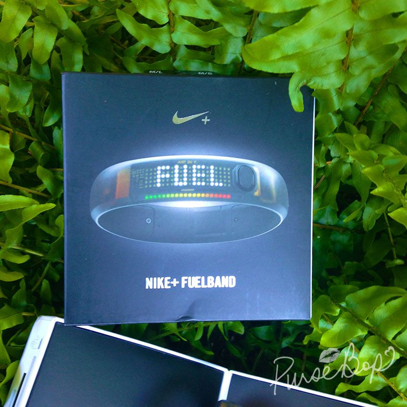 how to start nike fuel band