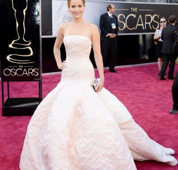 Celebrity Fashion Review: PurseBop's Pick for Oscars Night 2013