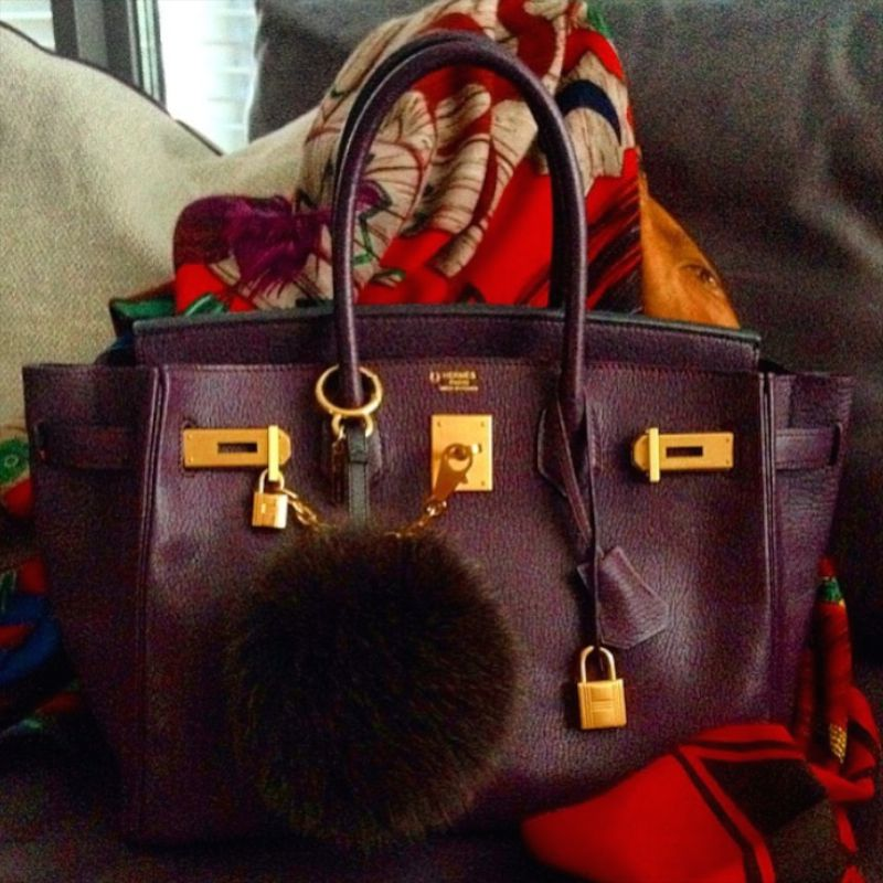 hermès birkin bag weathers luxury storms