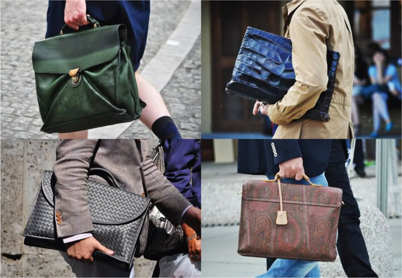 Mens Handbags - PurseBop