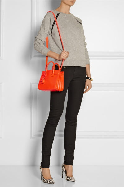 ysl cabas chyc leather tote - ysl nano sac de jour de saint laurent