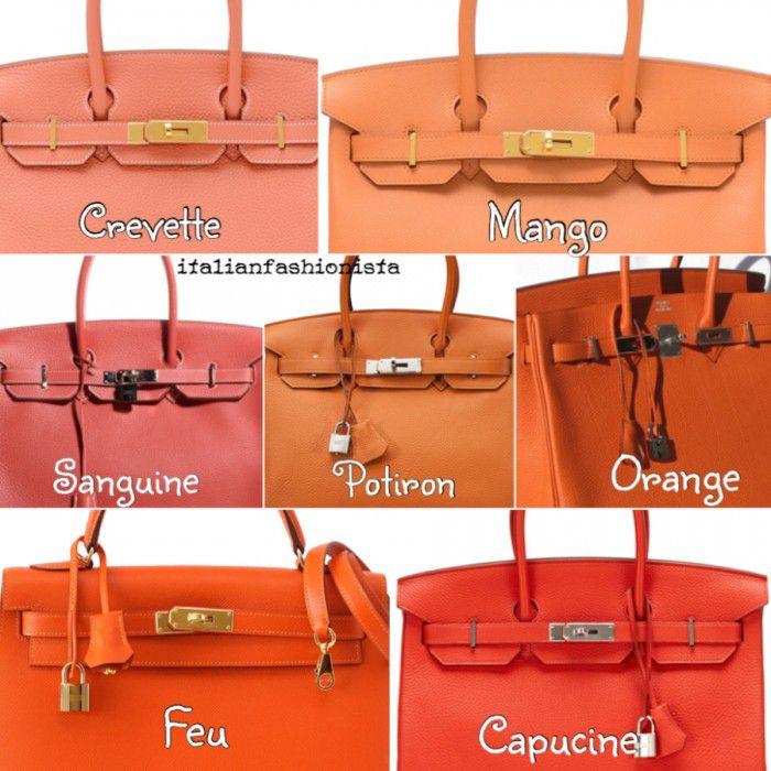 fake hermes birkin bag - Hermes- The Color Expert! - PurseBop