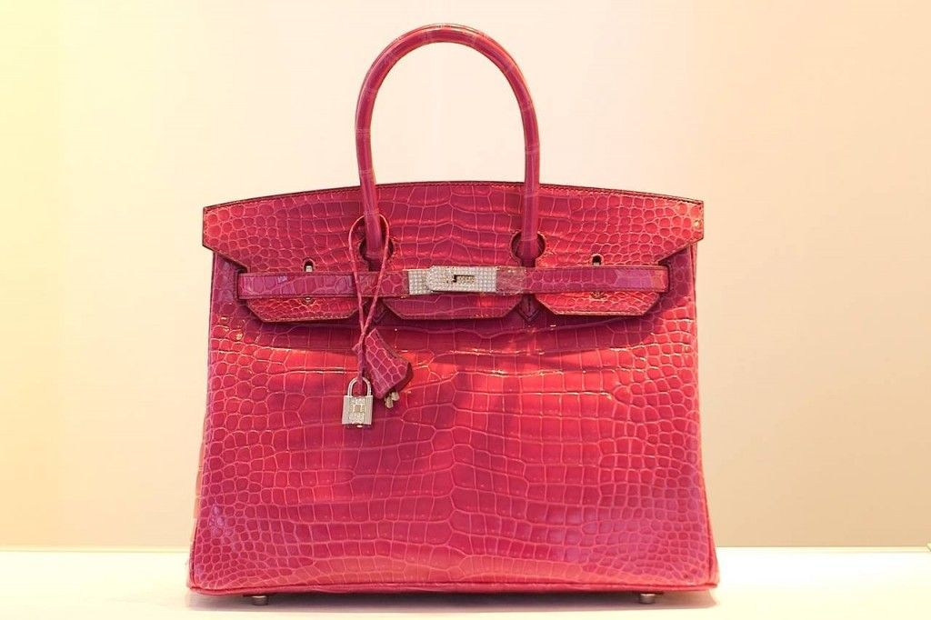 This is The Most Expensive Handbag Ever Sold picture