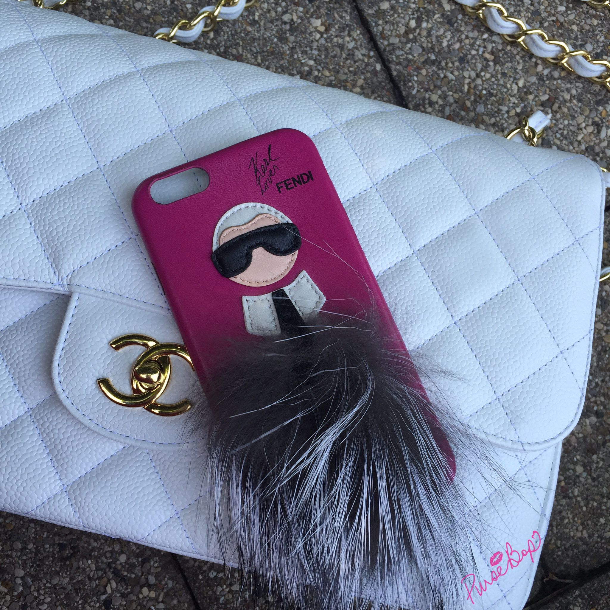 info for 89fbe 3edd2 Fendi Karlito iPhone Case Reveal