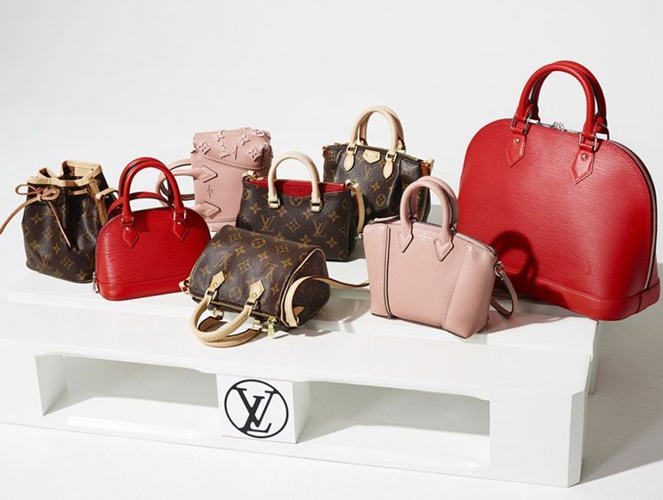 f057c2c1bf89 Louis Vuitton Nano Bag Collection - PurseBop
