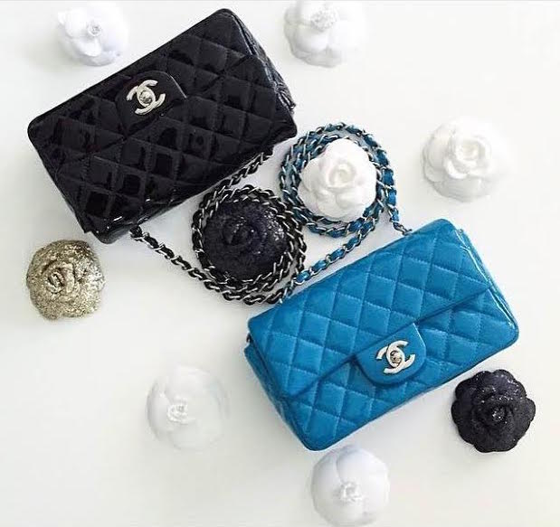 eb76e969b7dd The Chanel Mini - PurseBop
