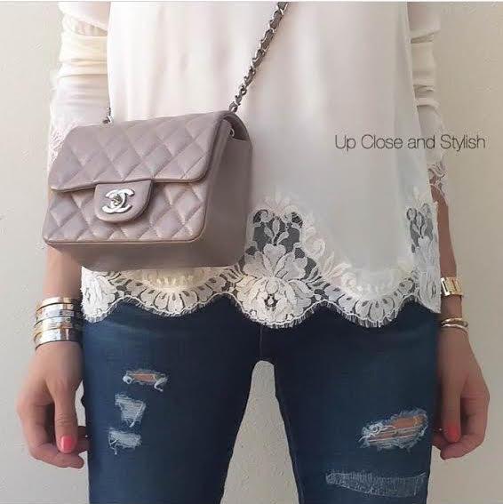 The Chanel Mini