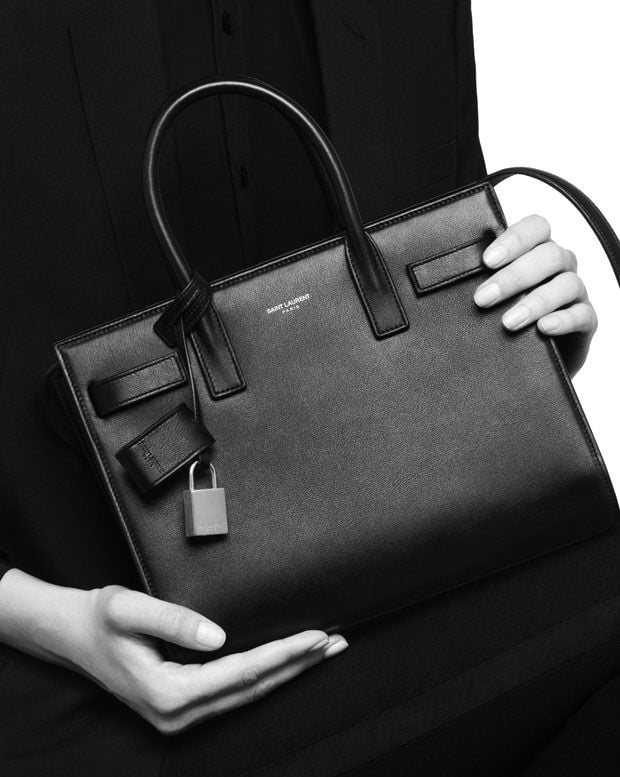 a9efc66e9fb The Saint Laurent Sac De Jour is quickly becoming a crowd favorite. The Sac  De Jour continues to get so much attention because of its ingenious style  and ...
