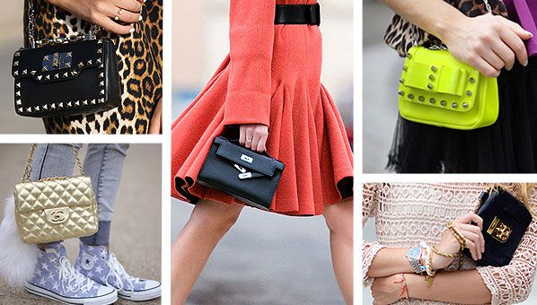 Mini Bags Have Simply Exploded This Year There Seems To Be No Limit The Madness With Shrinking Even Smaller Dimensions