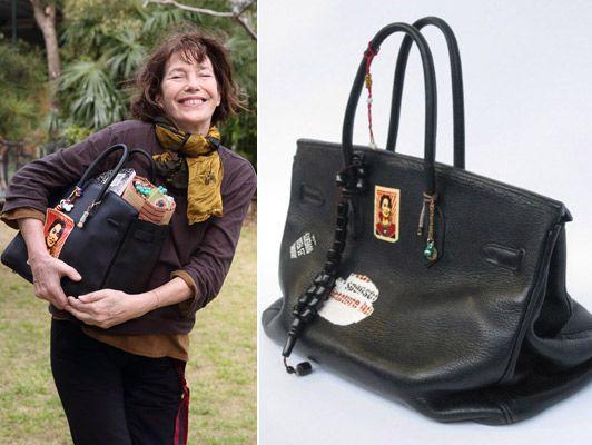 Jane Birkin Asks Hermes to Rename Birkin Bag