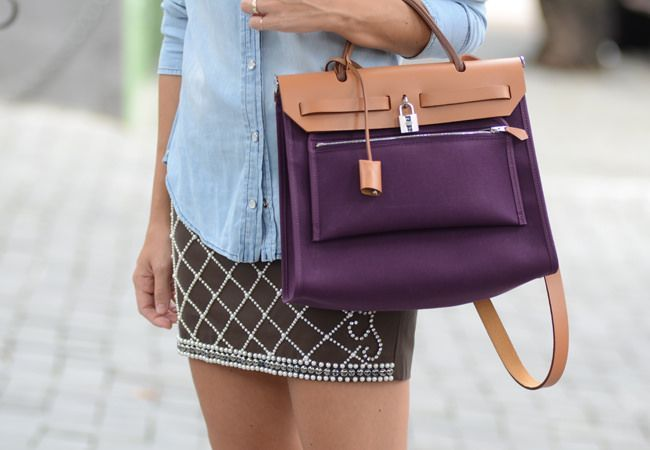 245e6f50fb5 ... aliexpress the hermes herbag zip was released in 2009 to improve upon  the original discontinued herbag