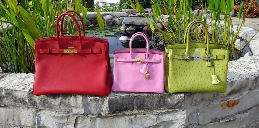 Hermes Birkin Sizes Reference Guide