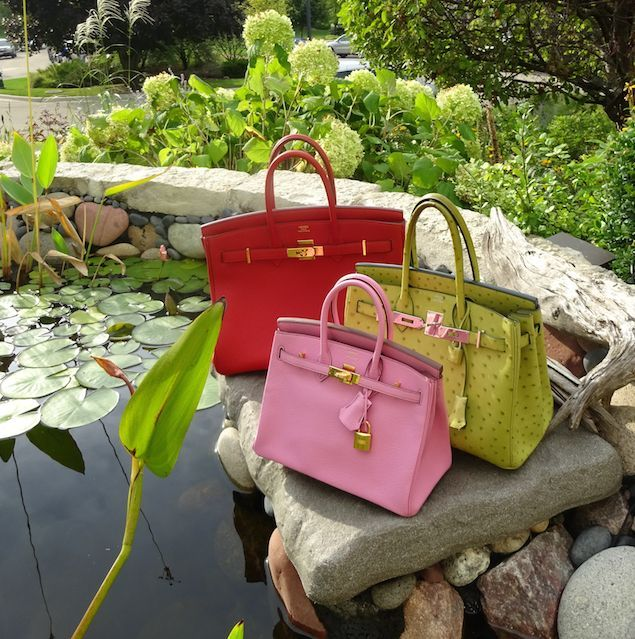 pink crocodile birkin bag - Hermes Birkin Sizes Reference Guide