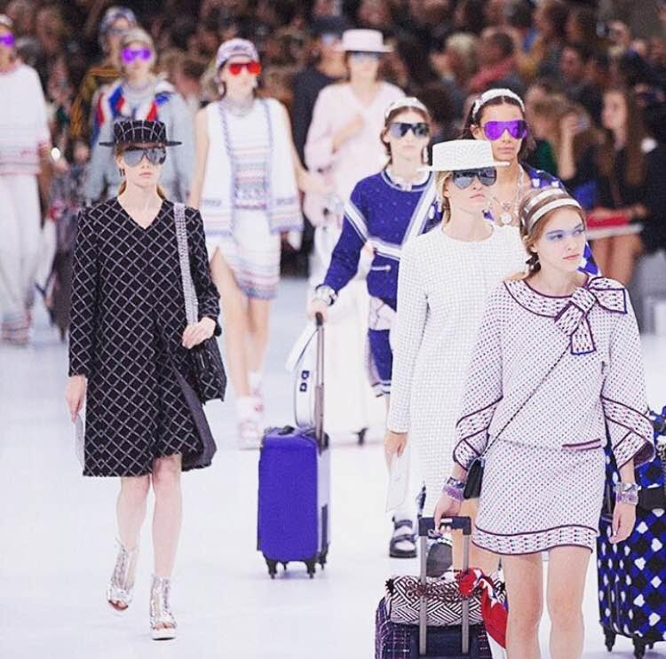 cfd508f5d3 Chanel Spring Summer 2016 Bags