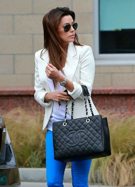 223e811bf07f 10 Celebs Who Fully Indulge in Their Chanel Obsession