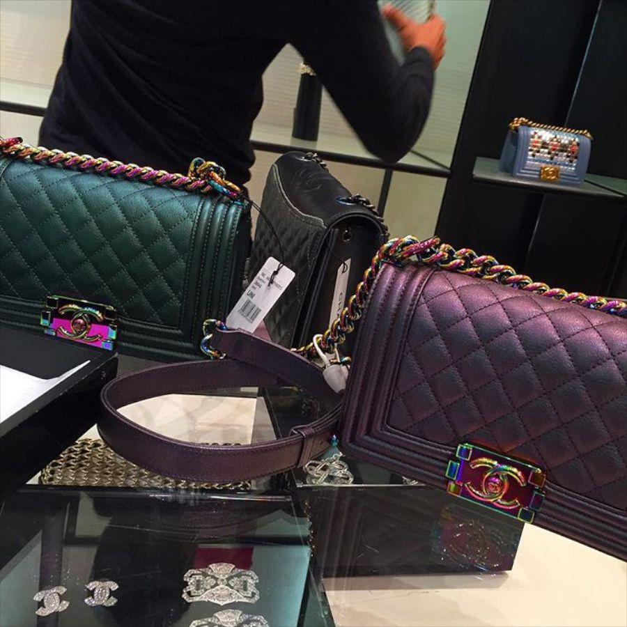 3b5b4f1cdcdf Chanel Cruise 2016 Bags - PurseBop