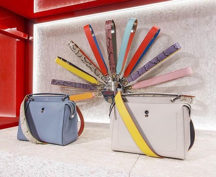fendi bags outlet online ibyl  fendi dotcom bag & python strap you w/ tags ##randkeyword#