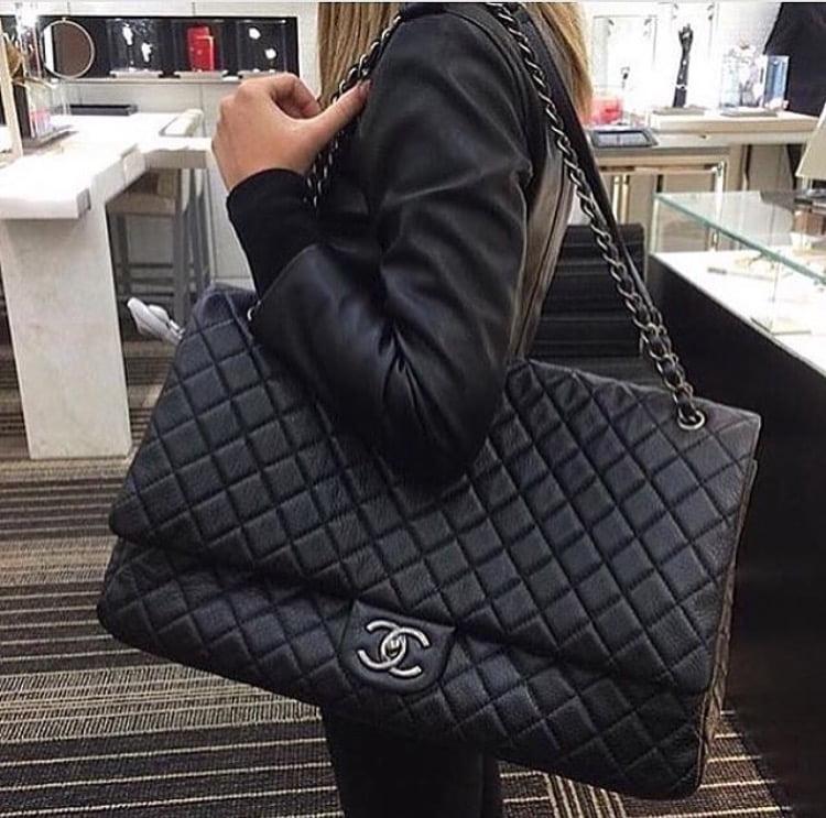 ba730ccb68 Big Chanel Handbags - Foto Handbag All Collections Salonagafiya.Com