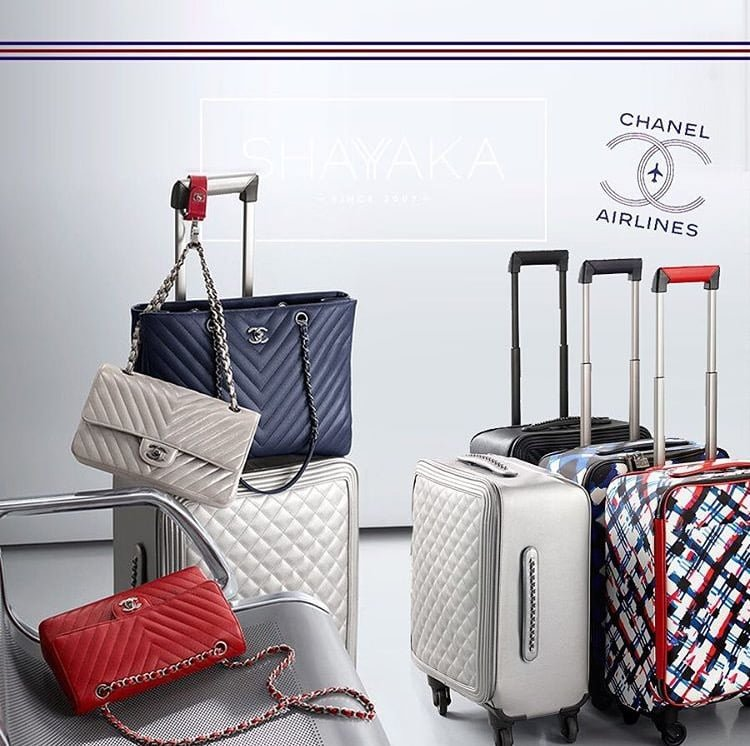 """Today, we re going to take an up-close look at some of the bags in action.  Before we jump in, learn the key facts you need to know about """"Chanel  Airlines"""". 8155c8daaf"""