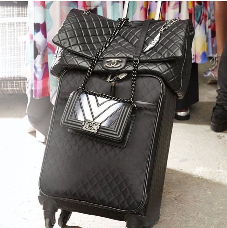 Chanel Airlines Spring/Summer 2016 Bags