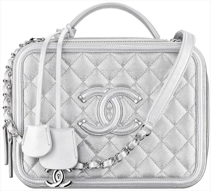Chanel Vanity Case Takes Us Back In Time - PurseBop 59f8b89ee3