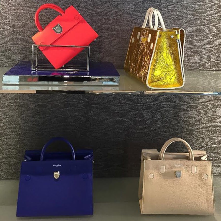 1446fd61cd New at Dior: The Diorever Bag - PurseBop