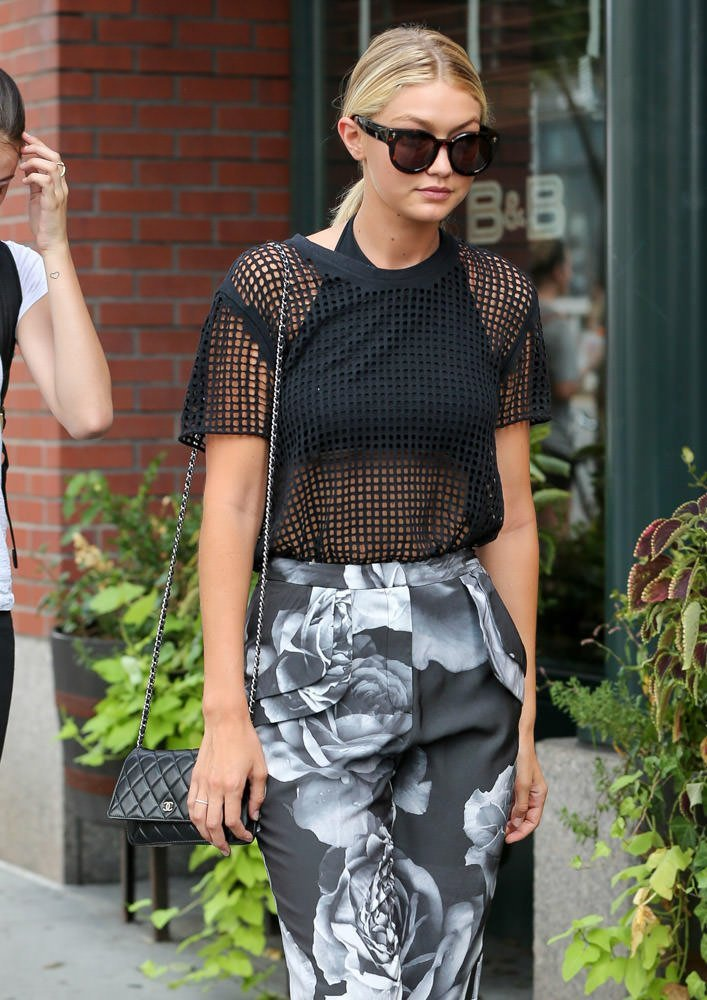 Celebrity and Chanel Reissue Flap Bags   Spotted Fashion