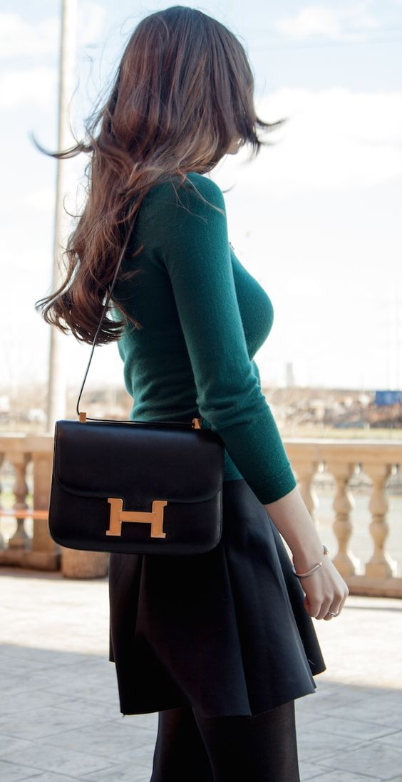 ecfec2a09ef Hermes 101  Hermes Constance Bag - PurseBop