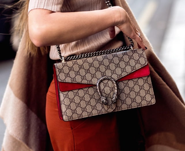 YAY or NAY  The Gucci Dionysus Bag - PurseBop d429c75db7331