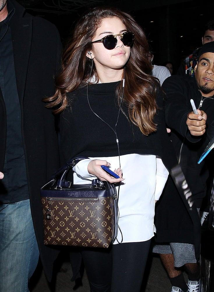 Louis Vuitton Party - Celebrities in Louis Vuitton