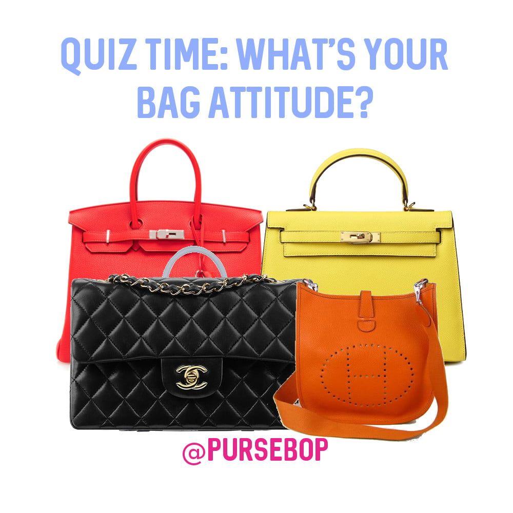 Quiz Time: What's Your Bag Attitude? - PurseBop