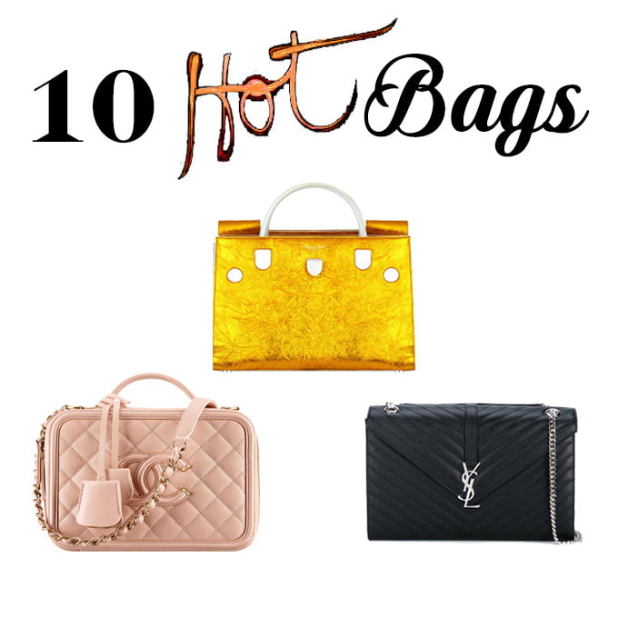 """Late last year, PurseBop composed a list of the 10 Hottest """"It"""" Bags of the  Moment. Of course, time passes and the flavor and mood of the bag world  changes ... f048ac8d18"""