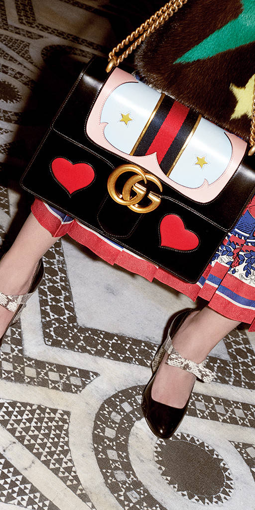 abbb67b66 After a lull in consumer interest, people are flocking to the latest styles  At Gucci like the Gucci Dionysus Bag ...