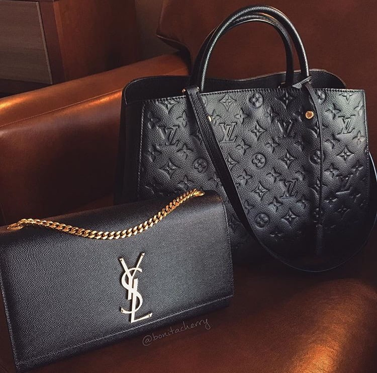 Why is Black the Most Popular Handbag Color?