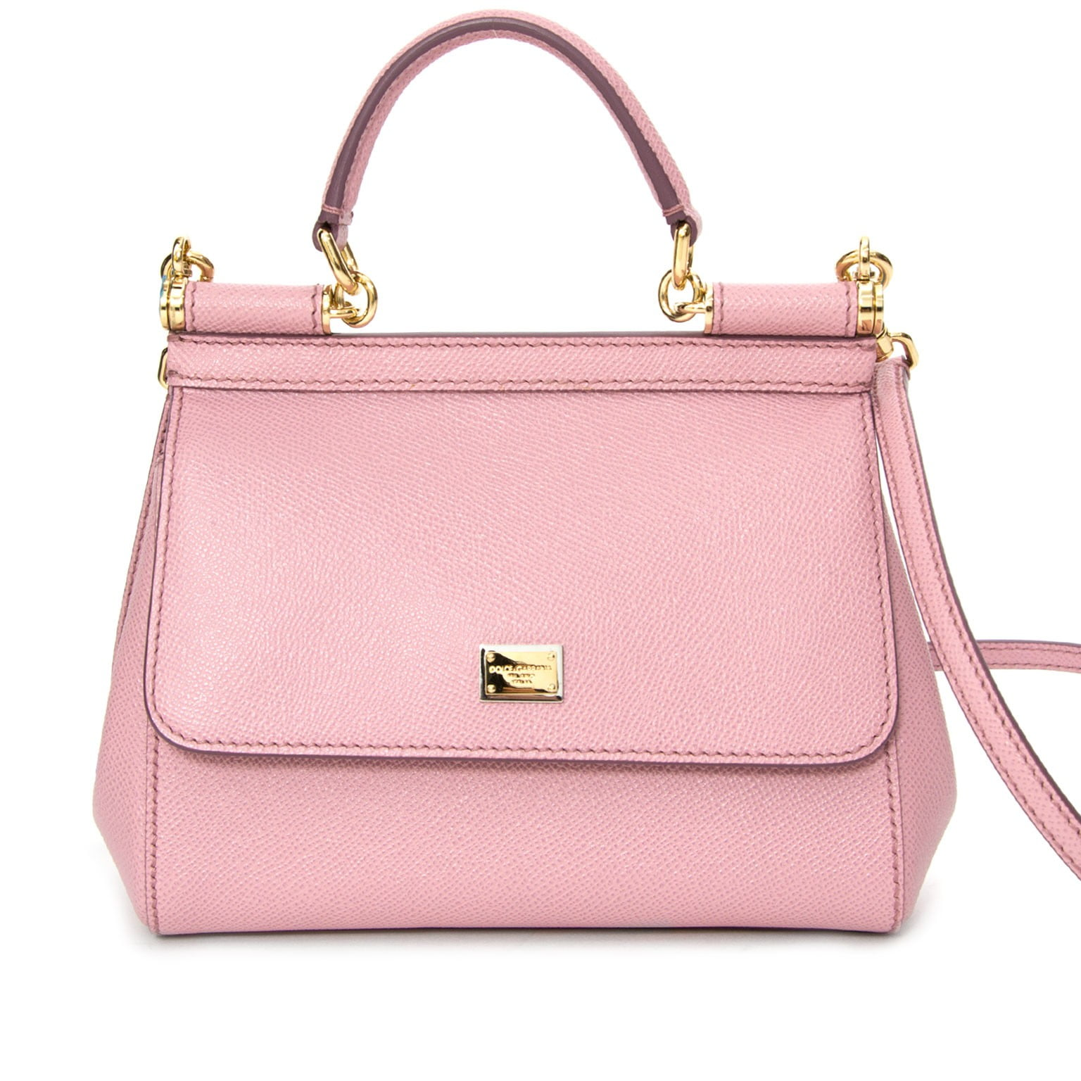 ecd28282cb You know PurseBop absolutely loves top handle bags, so naturally the Dolce  & Gabbana Miss Sicily is another bag we can't help but admire.
