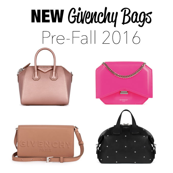 05f77e41bd07 What s New at Givenchy  Pre-Fall 2016 Bags - PurseBop
