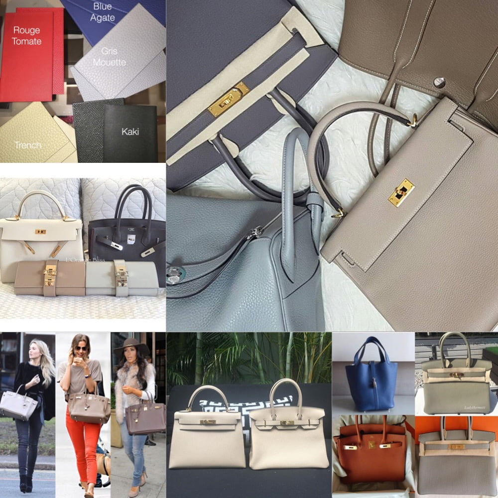 6185f21a5c Just for fun… because we are obsessed with neutrals! Let's all imagine that  the Hermes ...