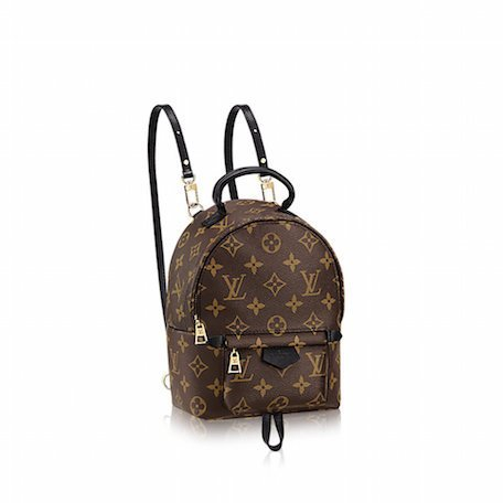 louis-vuitton-palm-springs-backpack-mini-monogram-canvas-fashion-shows–M41562 PM2 Front  view 1d089eab25b7d