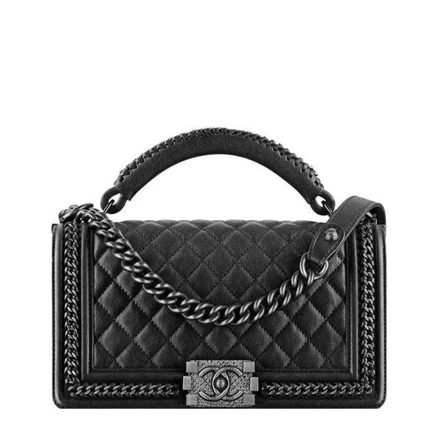 0232bf262c YAY or NAY?: Chanel Boy Bag with Handle - PurseBop
