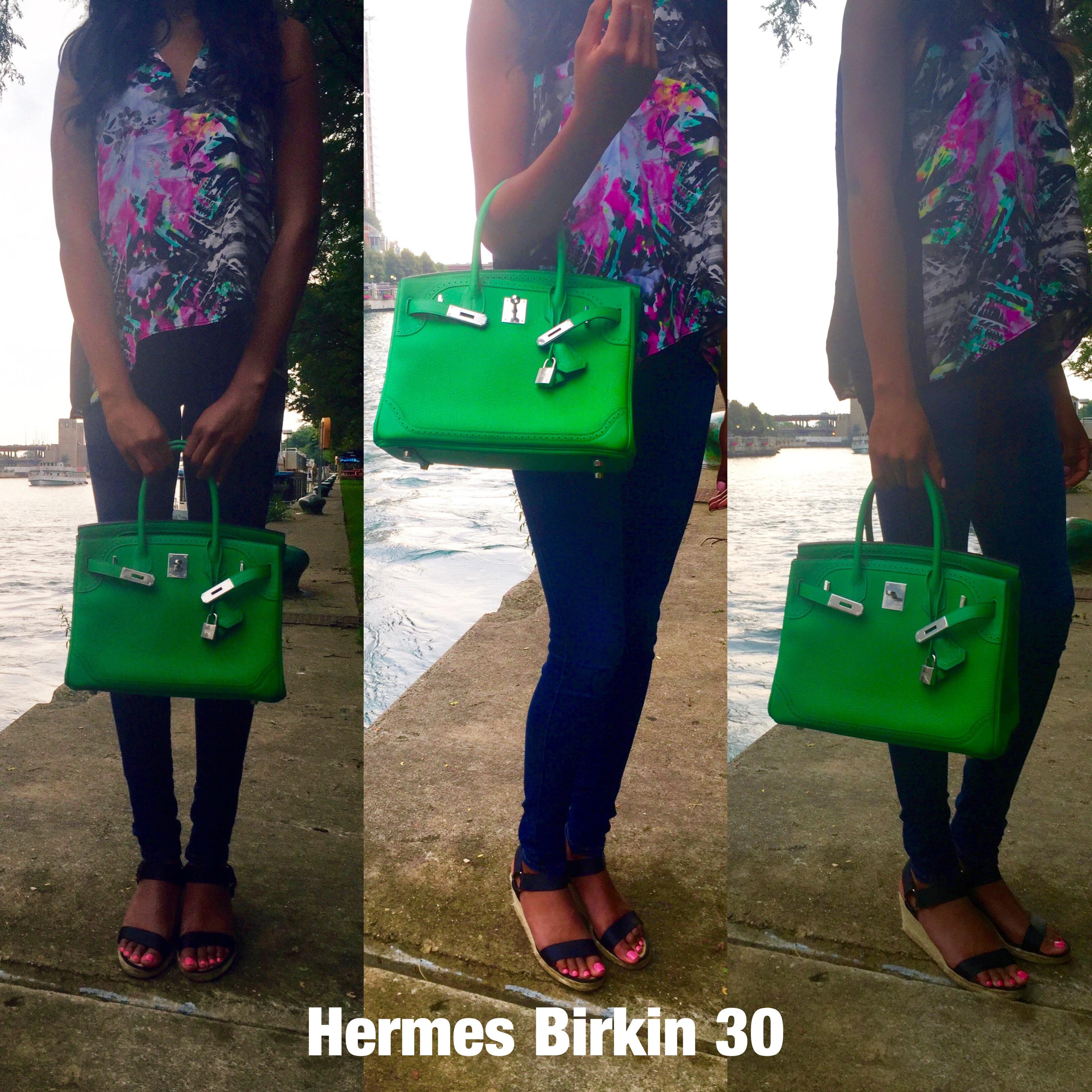 447d44ec713 Hermes Birkin Size Comparison - PurseBop