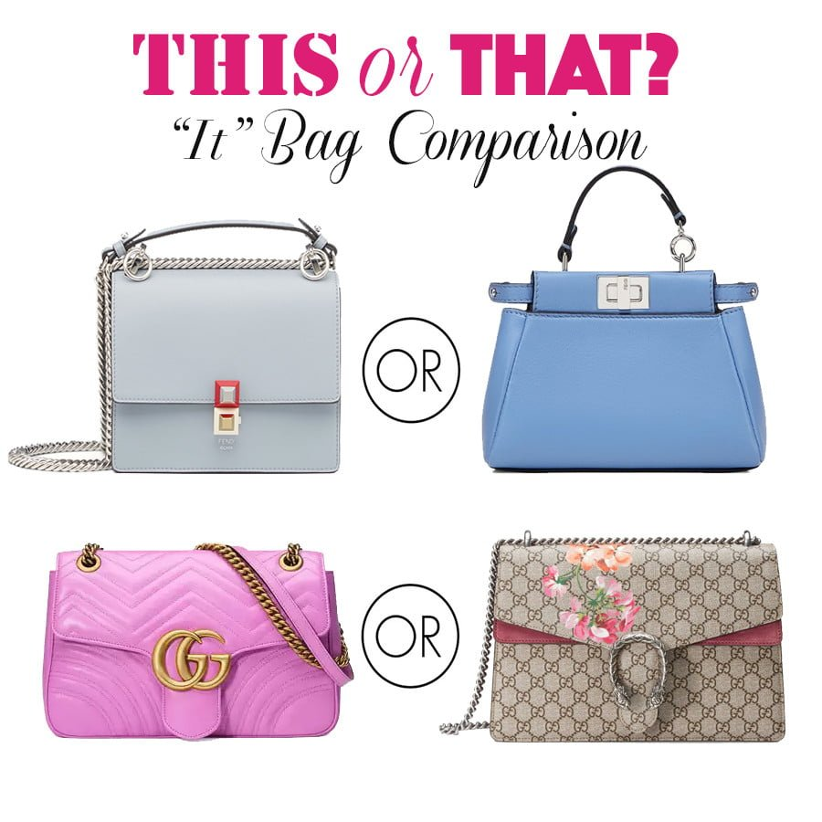 "This or That  ""It"" Bag Showdown - PurseBop 49cdef097fd27"