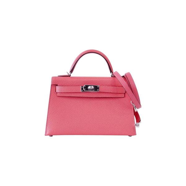 b160013239f The Hermes Mini Bag Craze - PurseBop