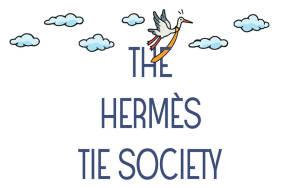 The Hermès Tie Society